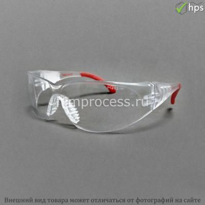 Очки О25 HAMMER UNIVERSAL Super (2-1,2 PC) защитные открытые