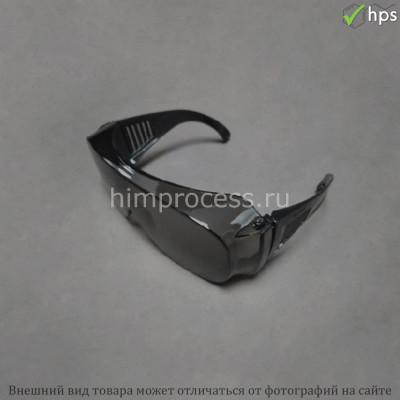 Очки О35 ВИЗИОН StrongGlass (5-2,5 PC) защитные открытые