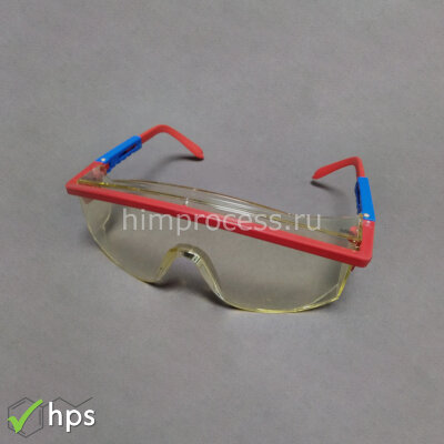 Очки О37 UNIVERSAL TITAN Super (2-1,2 PC) защитные открытые