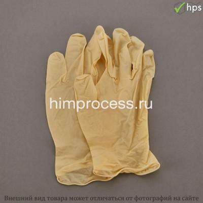 Перчатки латексные XL