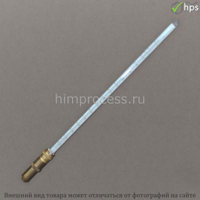 Термометр ТН-4 №1 0-150 ц.д. 1°С ртутный стеклянный (к прибору Уббелоде)