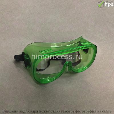 Очки ЭТАЛОН ЗП8 защитные закрытые с прямой вентиляцией